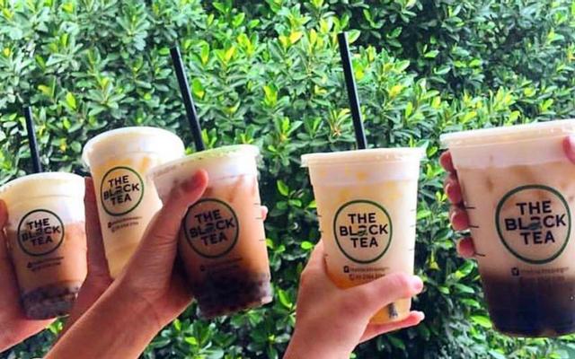 The Black Tea - Trần Đình Xu