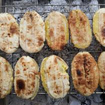 Chuối Bến Tre - Chuối Nướng & Bánh Tráng Chuối