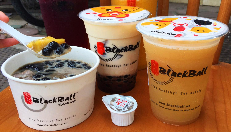 BlackBall - Chè & Trà Sữa Đài Loan - Linh Đàm