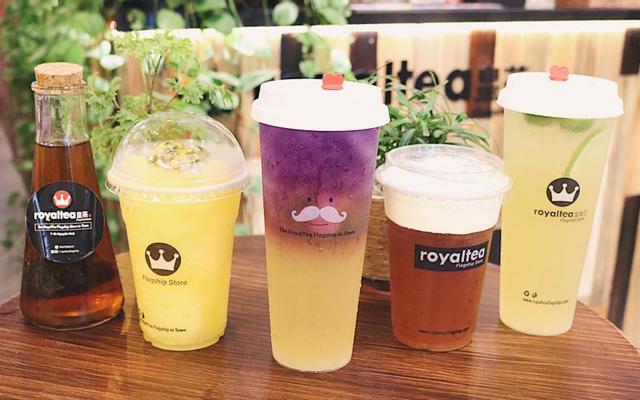 Royaltea Flagship Store - Trà Sữa Đài Loan ở Thái Bình