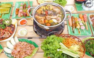 Panda BBQ - Xiên Nướng Đồng Giá 5000 - Nguyễn Thị Minh Khai
