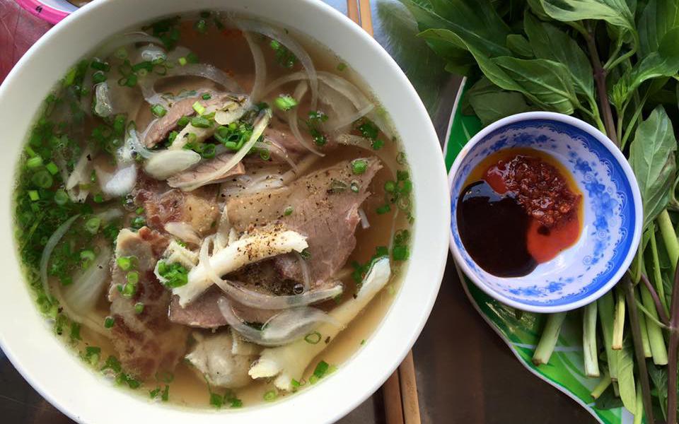 Phở Hằng Nam Định
