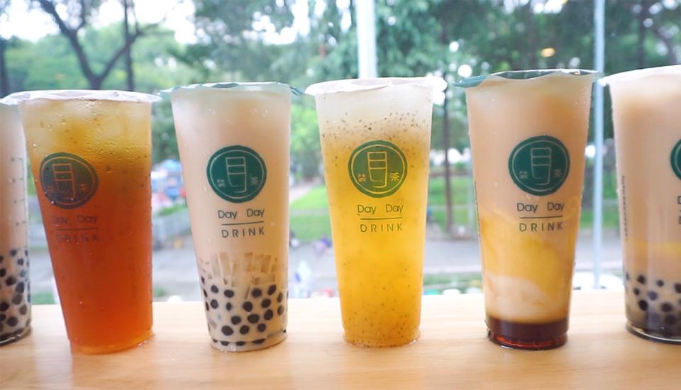 Day Day Drink - Trà Sữa Đài Loan - Phạm Ngũ Lão