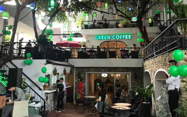 Green Coffee ở TP. HCM