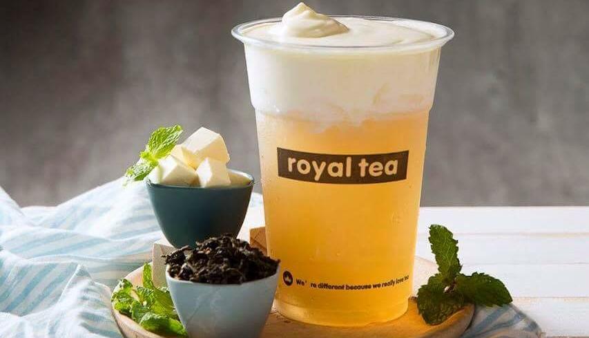 Royaltea - Thái Hà