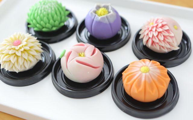 Wagashi - Bánh Trung Thu - Shop Online