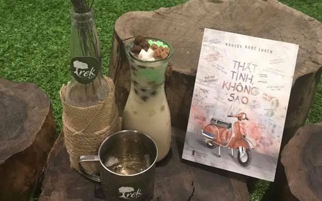 Trek Kafe - Nguyễn Cư Trinh
