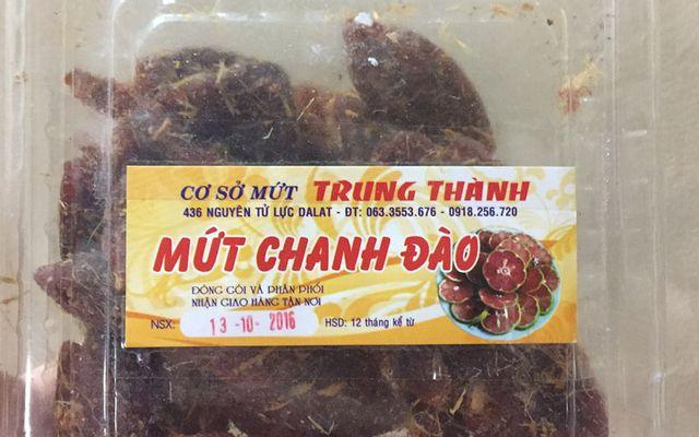 Trung Thành - Cơ Sở Mứt ở Lâm Đồng