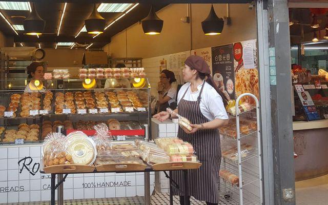Roti Bakery ở Singapore