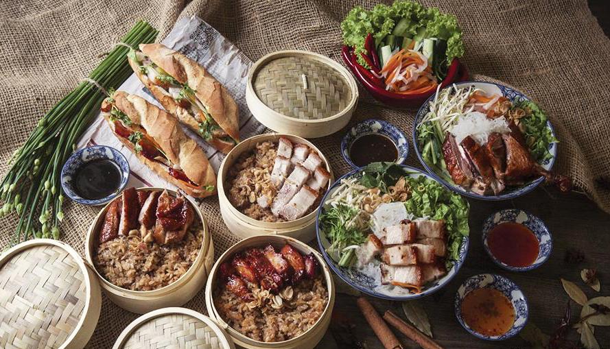 Tiệm Chú Long - Món Ăn Quay Nướng Quảng Đông Take Away