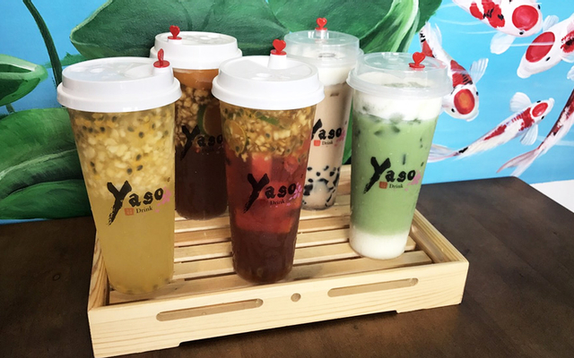 Yaso Drink Taiwan ở TP. HCM