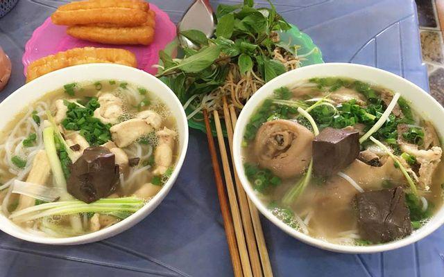 Bún Móng Giò & Bánh Đa Cá - Võ Thị Sáu ở Hà Nội