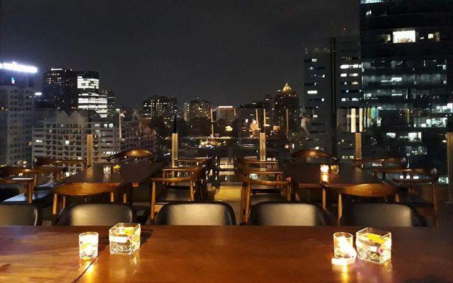 Propeller Rooftop Restaurant & Bar ở TP. HCM