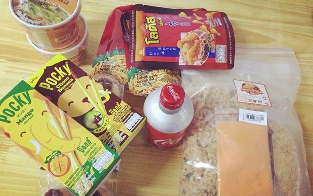 Food Mart ở Nghệ An