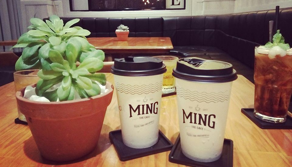 Ming The Cafe
