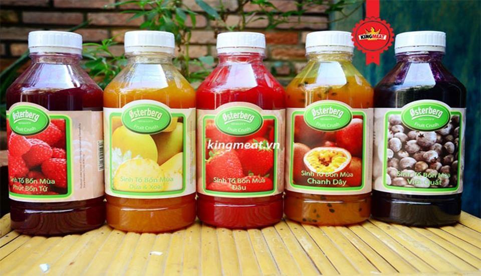 TNT Drink - Dụng Cụ & Nguyên Liệu Pha Chế