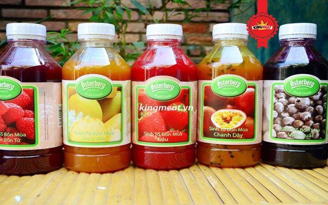 TNT Drink - Nguyên Liệu Pha Chế ở TP. HCM