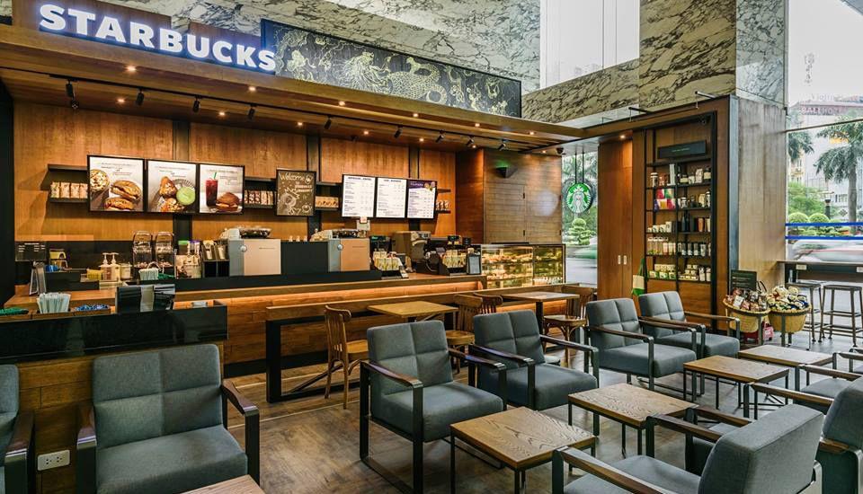 Starbucks Coffee - Trần Duy Hưng