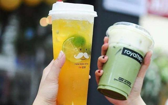 Royal Tea - Nguyễn Văn Thoại ở Đà Nẵng