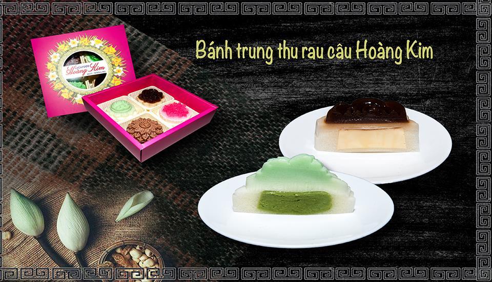 Lacafood - Bánh Trung Thu Rau Câu Hoàng Kim
