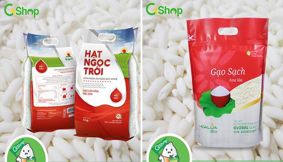 Gạo Sạch G2 Shop - Hoa Cau