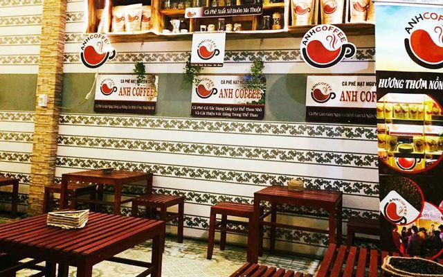 Anh Coffee Shop ở Đắk Lắk