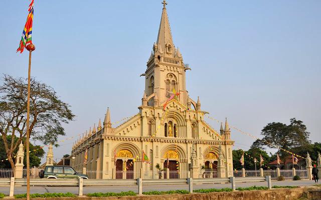 Nhà Thờ Tôn Đạo ở Ninh Bình