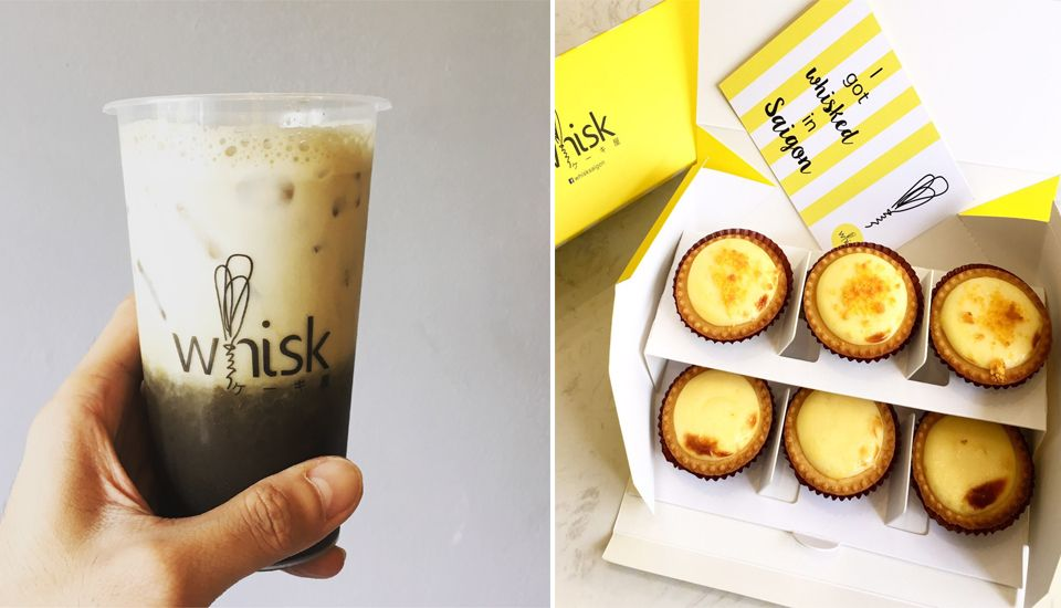 Whisk - Cheese & Tea - Phan Xích Long