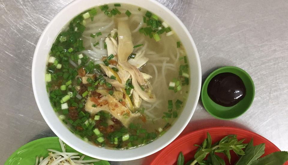 Phở & Miến Gà - Nguyễn Cảnh Chân