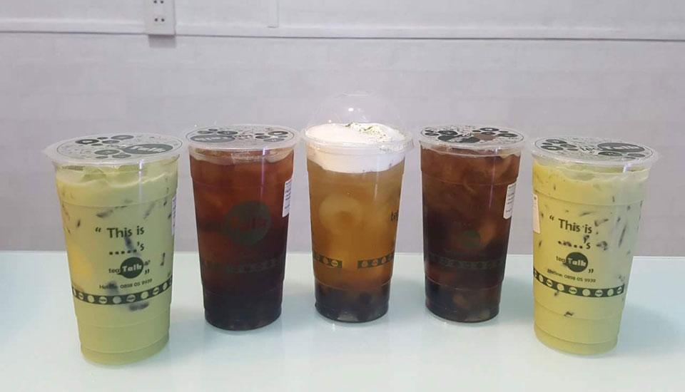 Trà Sữa TeaTalk - Đường 30 Tháng 4