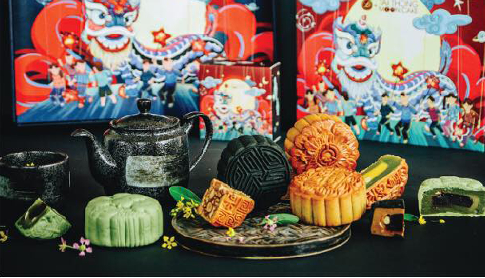 Tai Thong Moon Cake - Mạc Thị Bưởi