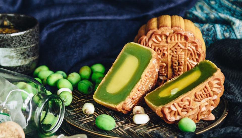 Tai Thong Moon Cake - Lý Tự Trọng