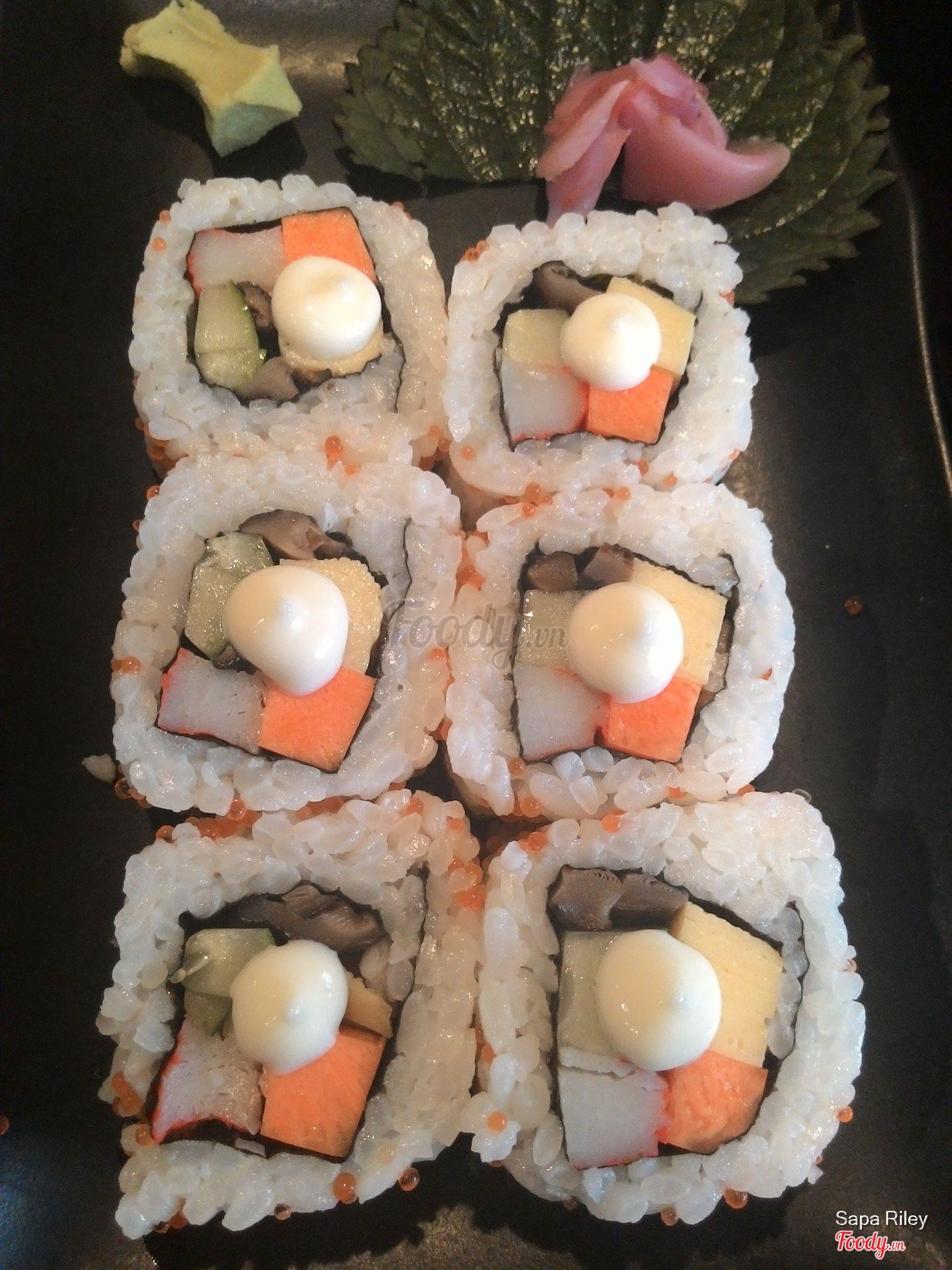 Món Nhật - Nhà hàng MiShaGi