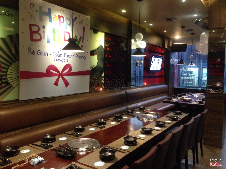 Buffet Nướng giá rẻ_MiShaGi