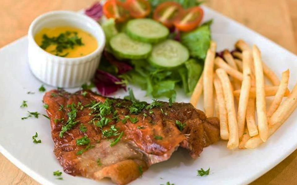 Bonjour Resto' - Beefsteak Nguyễn Tri Phương