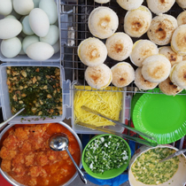 Bánh Xèo Bình Thuận