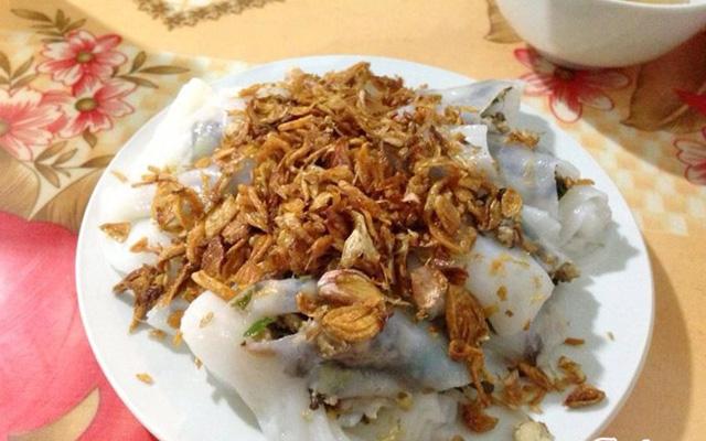 Bánh Cuốn Nóng Thanh Nam ở Sơn La