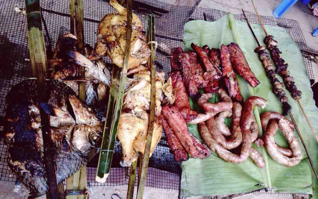 Phong Lan Quán ở Sơn La