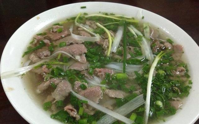 Phở Đông Thanh ở Sơn La