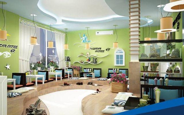 Poseidon Cafe - Lê Hồng Phong ở Vũng Tàu