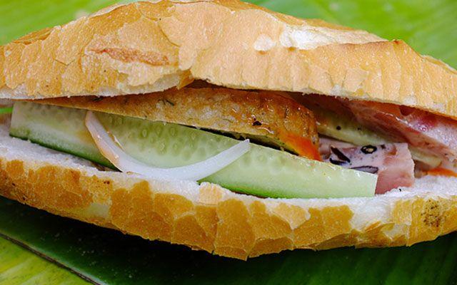 Bánh Mì - Chợ Thái Bình ở TP. HCM