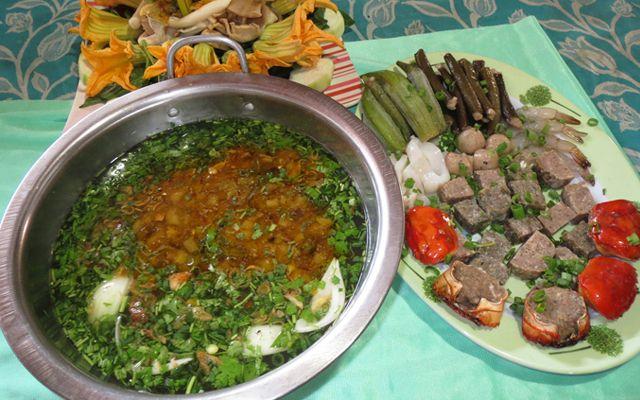 Lẩu Cua Đồng 16HP - Võ Thị Sáu ở Đồng Nai