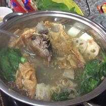 Lẩu Dê Lam Sơn