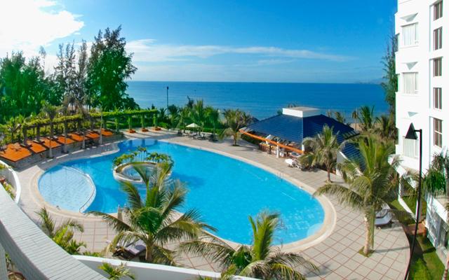 Sài Gòn Ninh Chữ Hotel & Resort ở Ninh Thuận