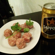Thịt viên 55k<a class='hashtag-link' href='/ho-chi-minh/hashtag/sapporopremiumbeer-188774'>#SapporoPremiumBeer</a>