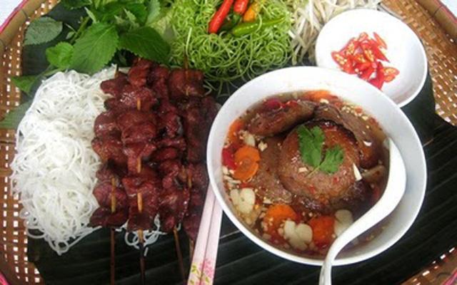 Bún Chả Ngọc Xuân ở Hà Nội