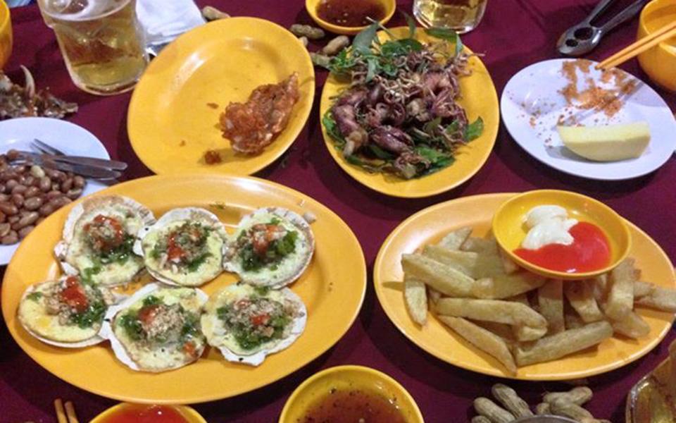 Ốc Nốc Quán ở Tp. Vũng Tàu, Vũng Tàu   Foody.vn
