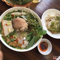 Bún Mọc Ròm Mập - Võ Văn Tần
