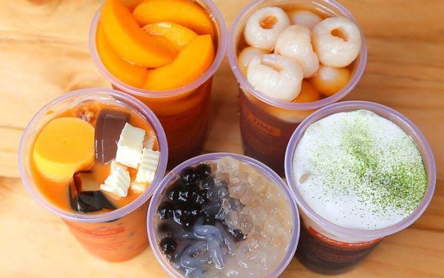 Juice Time - Trà Đào & Trà Sữa Macchiato