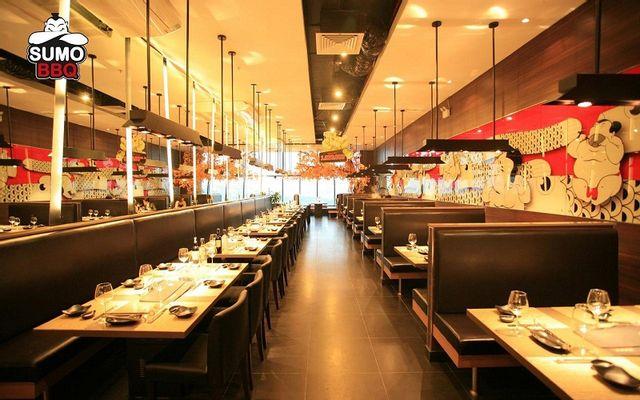 SUMO BBQ-Nướng & Lẩu Nhật Bản ở Hà Nội